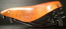 NOS IDEALE CYCLO-TOURISTE TB n°75 SADDLE SEAT FRENCH DESIGN VINTAGE BROOKS