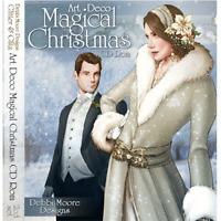 Debbi Moore Glitter /& Glitz Majestic Gifts CD Rom DMCDSET52b