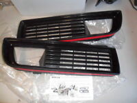 79-81 FIREBIRD TA FORMULA GRILLS GRILLE NEW FRONT RH R and LH L SET RIGHT LEFT