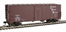 1181 Walthers Mainline 40' Aar Modernized 1948 Canadian Pacific #44004