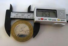 6-Dollar-Euro-Münze mit erotischer Rückseite, Gag-Taler