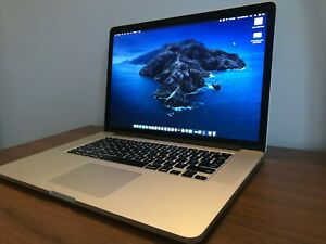 "Apple MacBook Pro Retina 15.4"" i7 2.3 Ghz Laptop - Very Good Condition w/ Box!"