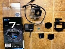 GoPro HERO7 Black with Super Suit and 32gb memory card