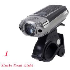 USB Rechargeable Headlight LED Helmet  lamp Bike Front Light +Taillight Safety