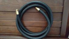 NEW 10 FT. BLACK HOSE FOR TALL BENNETT GAS PUMP -MADE IN U.S.A.-RESTORATION ONLY