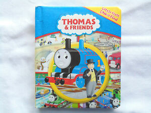 Thomas & Friends: Little First Look & Find Picture Book Train Age 2-3 Learning