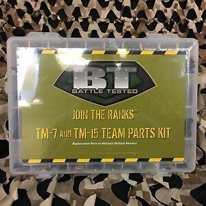 NEW Empire BT TM-7/TM-15 TEAM Rebuild Parts O-Ring Kit (17798)