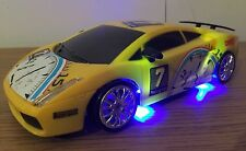 LAMBORGHINI Galleria Ricaricabile Radio Remote Control CAR 4WD SPEED DRIFT