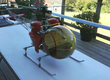 Hirobo B47 G2 (moteur essence 90 degré kit)