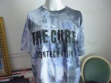 SIZE XL THE CURE TEE SHIRT TIE DYE