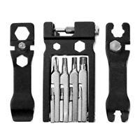 20 in 1 Bicycle Tools Sets Mountain Bike Bicycle Multi Tool Repair Kit T3F7