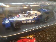 SPARK S1731 ELF TYRRELL 008 #3 5TH MONACO F1 GP 1978 DIDIER PIRONI 1/43 FORMULA