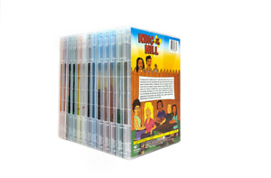 The Complete Series Collection: King of the Hill Season 1-13(37 discs)