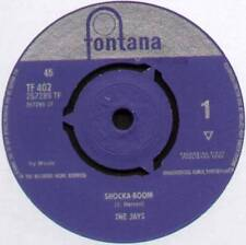 "JAYS ~ SHOCKA-BOOM / ACROSS THE SEA ~ 1963 UK 7"" SINGLE ~ FONTANA TF 402"