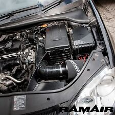 Ramair cône filtre à air bouclier thermique induction intake kit-golf mk5 2.0TDI gtd