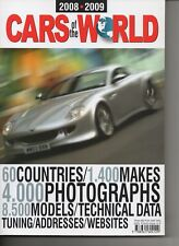 "Autokatalog / Car Catalogue ""CARS OF THE WORLD"" 2008/2009"