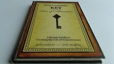 Jack Canfield's KEY to Living the Law of Attraction 2007 Hardback Free Shipping!