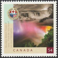 NIAGARA FALLS = BOUNDARY WATERS = MNH Canada 2009 #2332