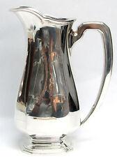 Vintage Art Deco Era French 950 Sterling Silver Milk Jug / Pitcher