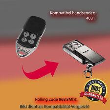 4031 TX03-868-4 Kompatibel Handsender, Ersatz Sender, 868.8 MHz keyfob