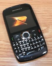 Motorola Black Full Keyboard Style Fake Touch Screen Dummy Phone Only *READ*