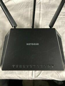 NETGEAR - Nighthawk AC1900 Smart Wi-Fi Router - Model R7000