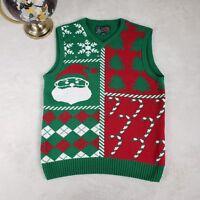 Subaru Impreza Hatch Christmas Tree Snowflake Jumper Xmas present Secret Santa