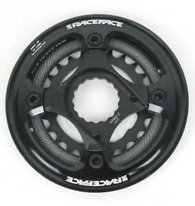 Race Face Cinch Chainrings, Spider & Bashguard 24/36t Direct Mount 2x10 Speed