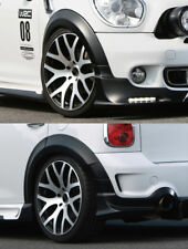 JDM WORKS Front&Rear Over Fender For R60 MINI Countryman Cooper S