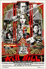 Kill Bill by Tyler Stout - Regular - Rare sold out Mondo print