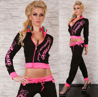 CRAZY AGE BOXUSA  Neon pink  Anzug Gr.38-42