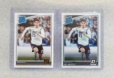 KAI HAVERTZ 2018-19 DONRUSS SOCCER RATED ROOKIE OPTIC LOT OF 2 GERMANY CHELSEA