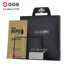 GGS Larmor Screen Protector Nikon D750