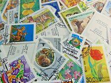 More details for uzbekistan - a collection of 60+ different stamps - plus 5 souvenir sheets