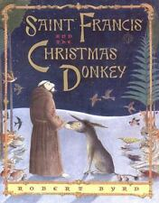 Saint Francis and the Christmas Donkey-ExLibrary