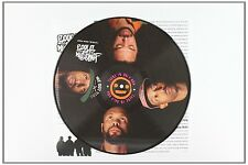 There Is Only Now By Souls of Mischief Picture Vinyl LP Record Explicit LTD NEW