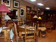 RUstic  mexican furniture.  Warehouse overstock clearance sale
