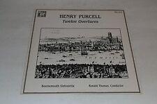 Henry Purcell~Twelve Overtures~Bournemouth Sinfonietta~Ronald Thomas~FAST SHIP