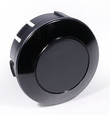Pop Up Petrol Cap Dummy Dummy Black For Harley Davidson Fuel Gauge Left