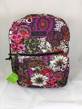 NWT Vera Bradley LIGHTEN UP JUST RIGHT BACKPACK in ROSEWOOD NWT
