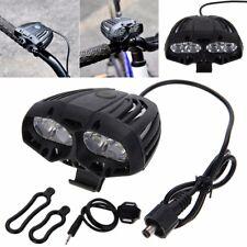 20000LM 4*XM-L T6 LED Luce Bicicletta Frontale Lampada faro CICLISMO Bici Torcia