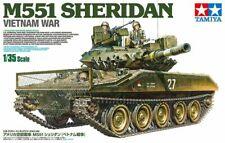 M551 Sheridan (Vietnam War) 1/35 - Tamiya 35365