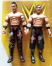 TNA WWE wrestling figure MOTOR CITY MACHINE GUNS jakks ALEX SHELLEY CHRIS SABIN