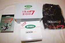 MITCHELL 300 XGE-1947-2007-JUBILÄUMSROLLE-NEU IM ORIGINAL BLECH BOX-Nr-943