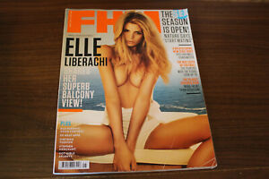 FHM Magazine May 2011 - Elle Liberachi - 25 best excuses ever