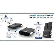 FUBA DECODER DIGITALE TERRESTRE DVB-T2 HEVC H.265 HDMI - ODE8510 - 21005265 -