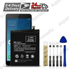 New BN41 Battery For Xiaomi Redmi Note 4X Pro 4000mAh Tools US