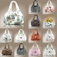 Womens Ladies Hobo Satchel fashion Tote Messenger leather purse shoulder handbag