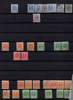 SEYCHELLES KINGS COLLECTION LOT 32 STAMPS OG H M/M CANCELS MOST SOUND $$$$$$$