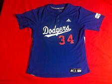 Adidas Los Angeles Dodgers Baseball Jersey #34MLB Men's Size XL